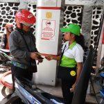 Sejak program Berkah Energi Pertamina (BEP) di launching Agustus lalu, Konsumsi BBM berkualitas tinggi di wilayah MOR VIII Maluku – Papua mengalami peningkatan dibandingkan dengan bulan sebelumnya.