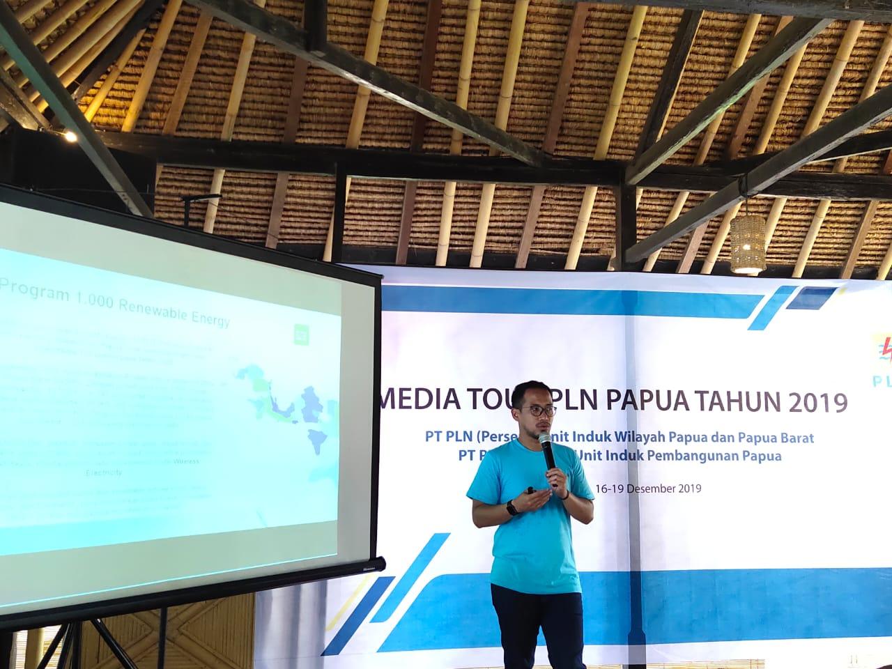 PLN Papua dan Papua Barat Target 1000 Energi Terbaru ...